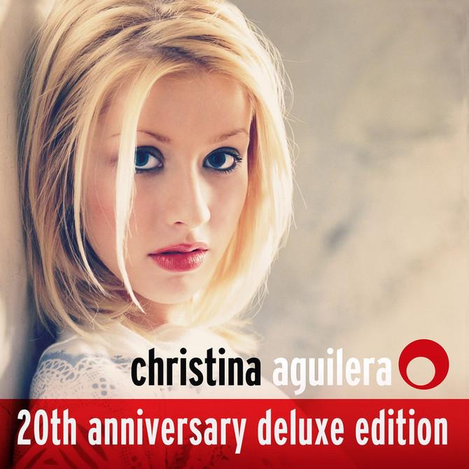 Christina Aguilera celebra los 20 años de su álbum debut