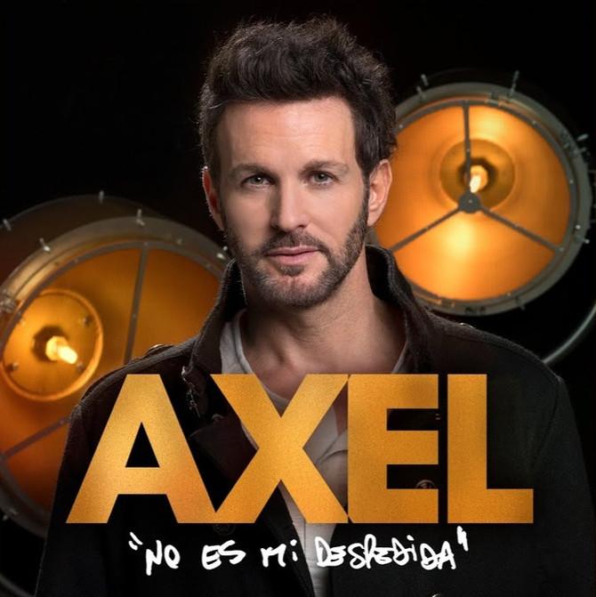 Axel le rinde homenaje a Gilda con 'No Es Mi Despedida'