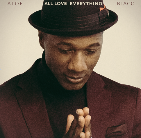 Aloe Blacc regresa con su emotivo álbum 'All Love Everything'