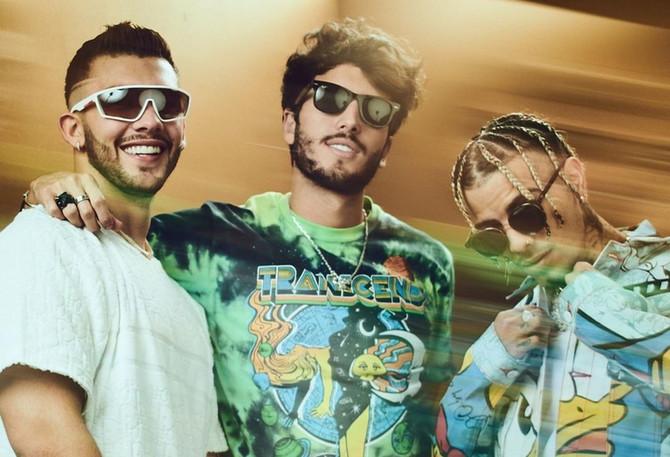 Mirá el nuevo vídeo de Sebastián Yatra junto a Rauw Alejandro y Manuel Turizo