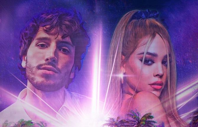 Danna Paola y Sebastián Yatra confirman  canción en conjunto