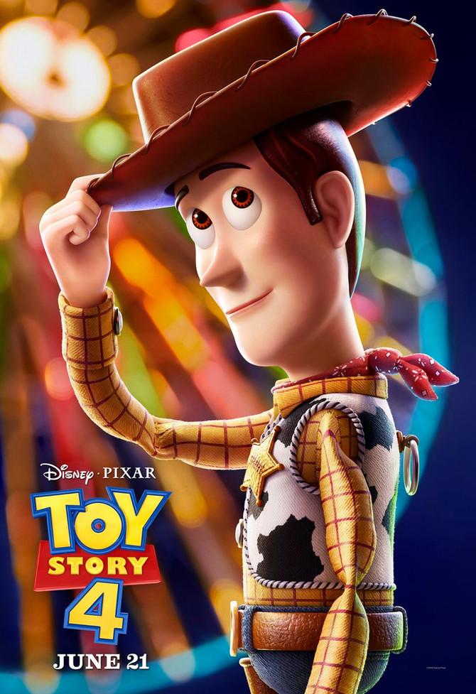 """""""Toy Story 4"""" es la película mas taquillera de la historia argentina"""