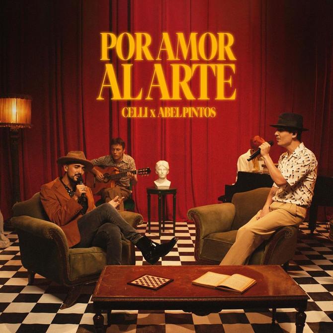 CELLI presenta 'Por Amor al Arte' ft Abel Pintos