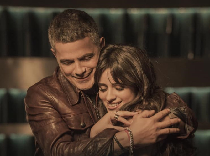 Alejandro Sanz estrena 'Mi Persona Favorita' con Camila Cabello