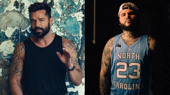"""Ricky Martin se une con Farruko para hacer la versión Remix de """"Tiburones""""."""