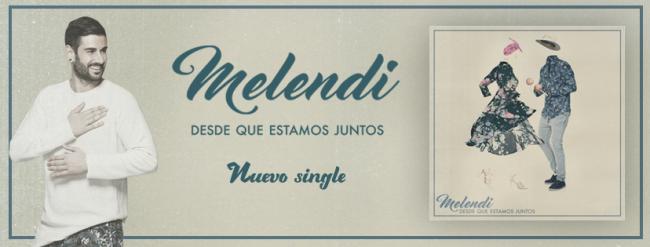 """Melendi estrenó su clip """"Desde que estamos juntos"""""""