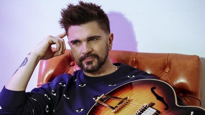 Juanes, reconocido en los Latin Grammy