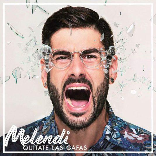 Melendi presentó dos temas de su próximo álbum