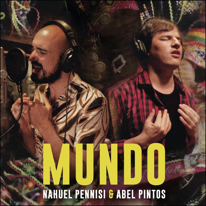 Escuchá el nuevo sencillo de Nahuel  Pennisi y Abel Pintos