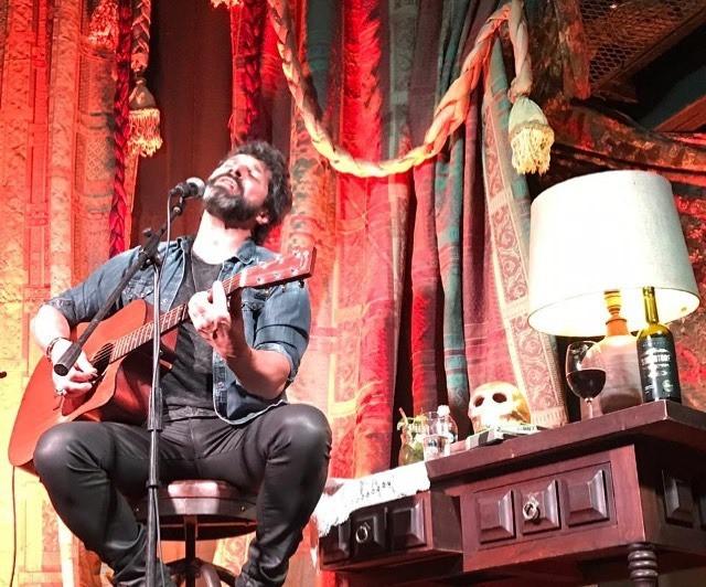 Iván Noble tocará en vivo desde su cuenta de Facebook