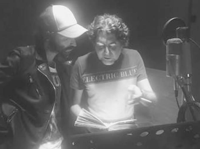 Joaquín Sabina finaliza en estos días la grabación de su nuevo disco