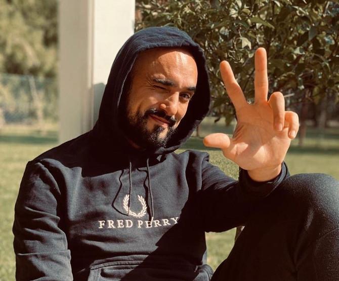 Abel Pintos en cuenta regresiva para el estreno de 'Hechizo'