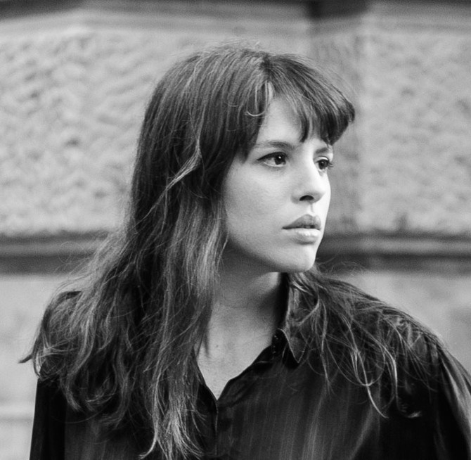Rosario Ortega presenta 'Espuma'