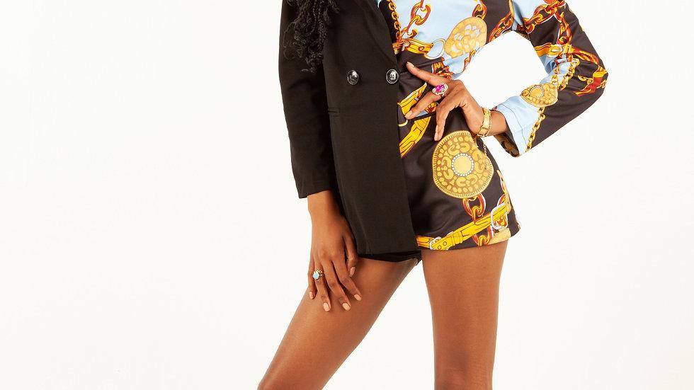 Dominique Blazer Dress