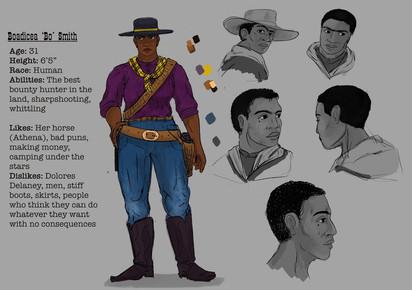 Bo Character Sheet
