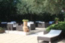 Hotel Grimaud, Salon petit déjeuner, Athénopolis