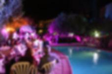 Hotel Grimaud, Soirées Musicales au bord de la piscine, Athénopolis