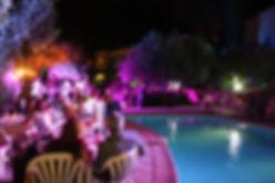 Hotel Grimaud, Soirée musicale au bord de la piscine, Athénopolis