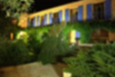 Hotel Grimaud, Façade Provençale, Athénopolis