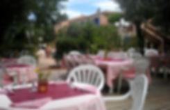 Hotel Grimaud, Restaurant Héraclès, Athénopolis