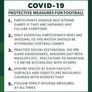COVID-19 Protective Measures