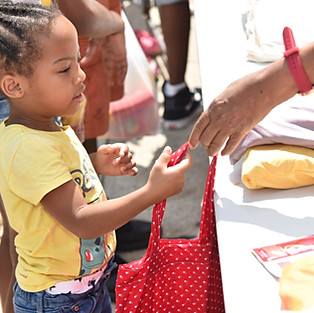 Back to School Outreach and Giveaway 2018