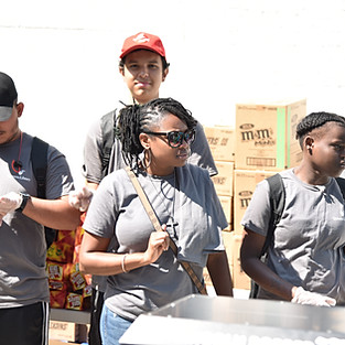 8th Annual Back to School Giveaway & Outreach