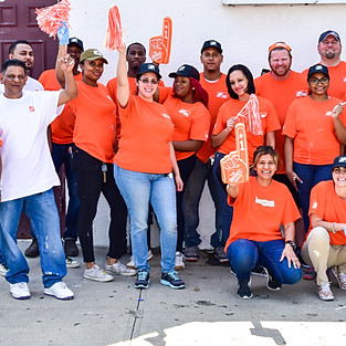 PHC Renovation Project with Rebuilding Together NYC & The Home Depot