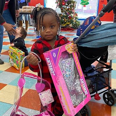 Christmas Shelter Outreach