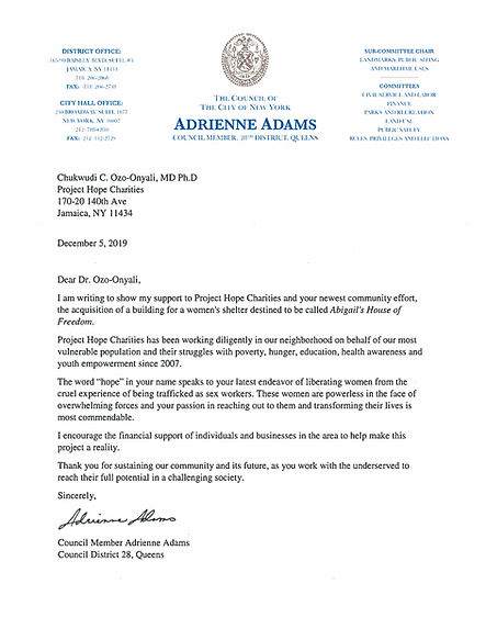 Project Hope_Letter of Support Adams.jpg