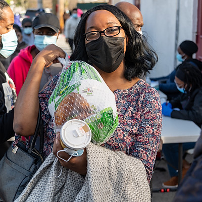 Annual Thanksgiving Turkey Giveaway