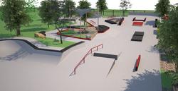 Bsd Extreme Park Design