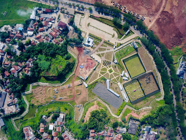 Bsd Extreme Park, Tangerang