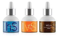 pHformula koncentruoti serumai Manoda elektroninė kosmetikos parduotuvė