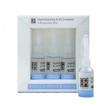 NOON HYDROCALMING & VIT COMPLEX, 3x5 ml