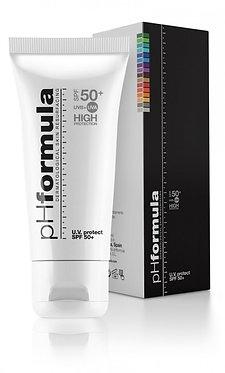 ph formula UV APSAUGINIS VEIDO KREMAS SPF 50+ (U.V. PROTECT SPF 50+)