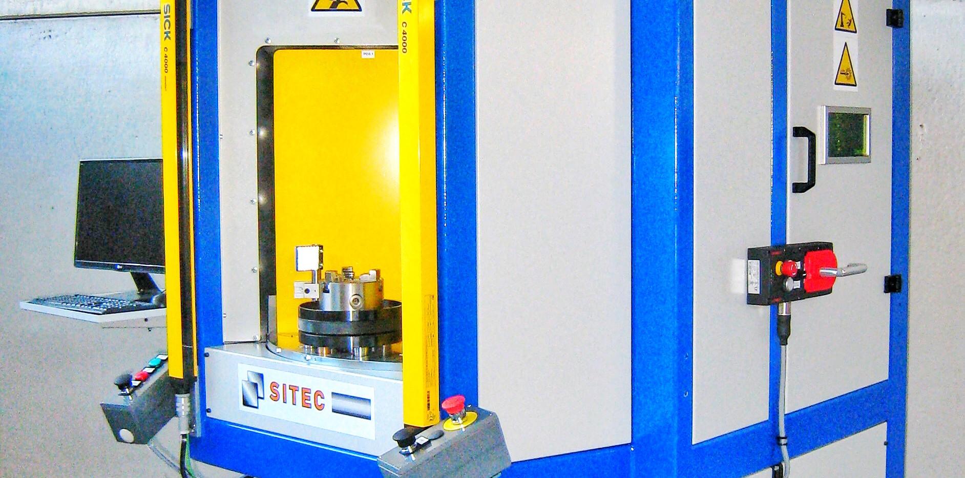 SITEC   Tecnologie di Produzione   Sistemi di Marcatura Laser