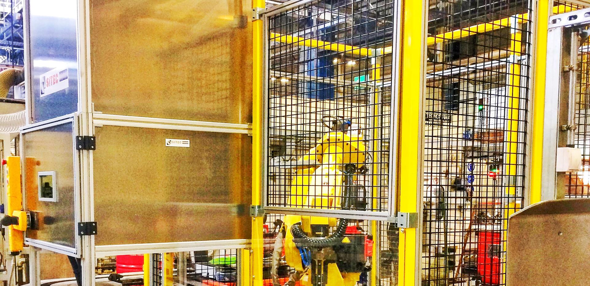 SITEC | Tecnologie di Produzione | Robot