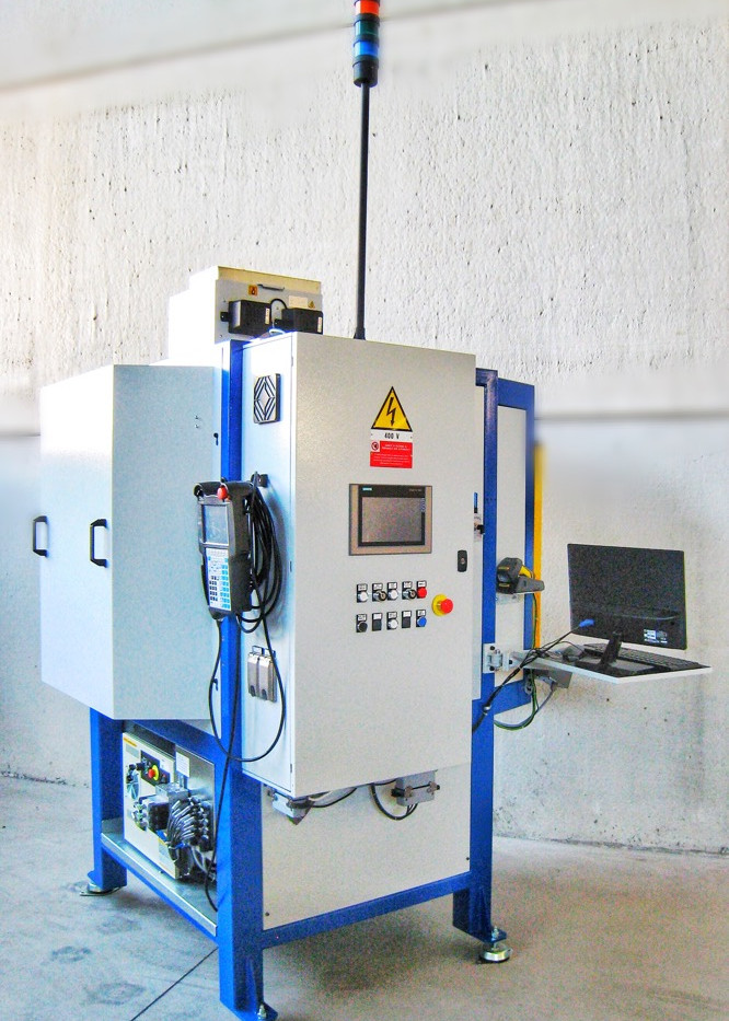 SITEC | Tecnologie di Produzione | Sistemi di Marcatura Laser