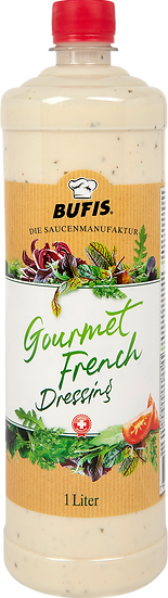 Gourmet French Salatsauce