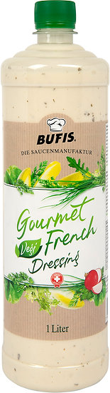 Gourmet French Salatsauce - vegetarisch