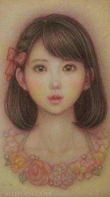 『ロマンティック・アレンジメント(春)』