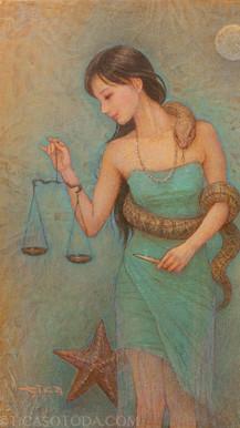 『法と掟の女神テミス』