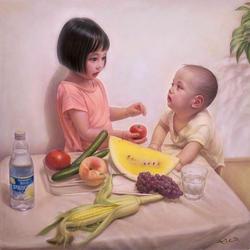「harvest -真夏の恵みたち-」
