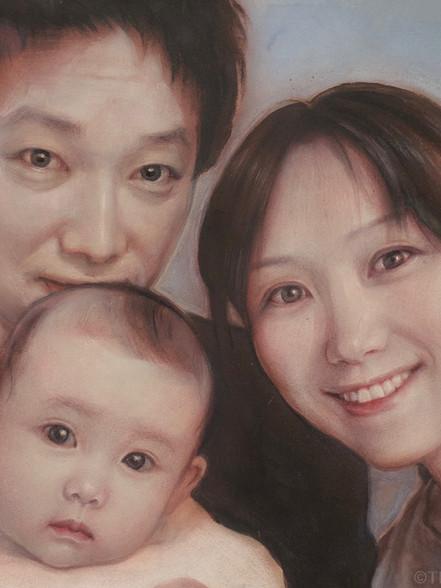 『Akiko's family』