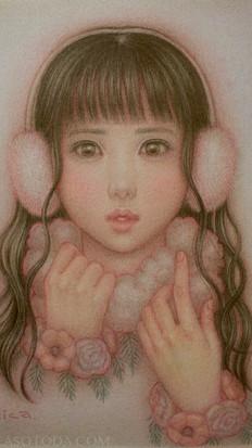 『ロマンティック・アレンジメント(冬)』