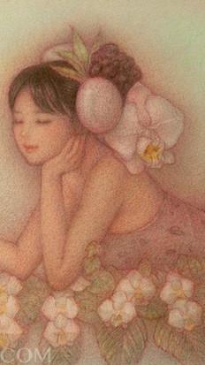 『供物-祈りと慰安-(小豆)』