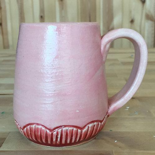 Oversized Stoneware mugs