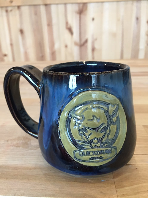 Quickdraw Stoneware Mug