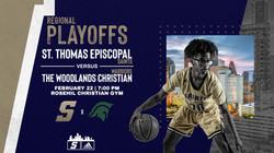 High School Sports Graphics St Thomas Episcopal